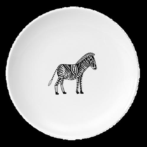 Cebra postre