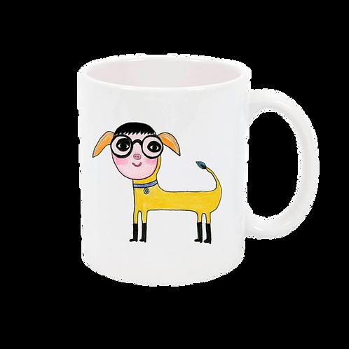 Taza Perro
