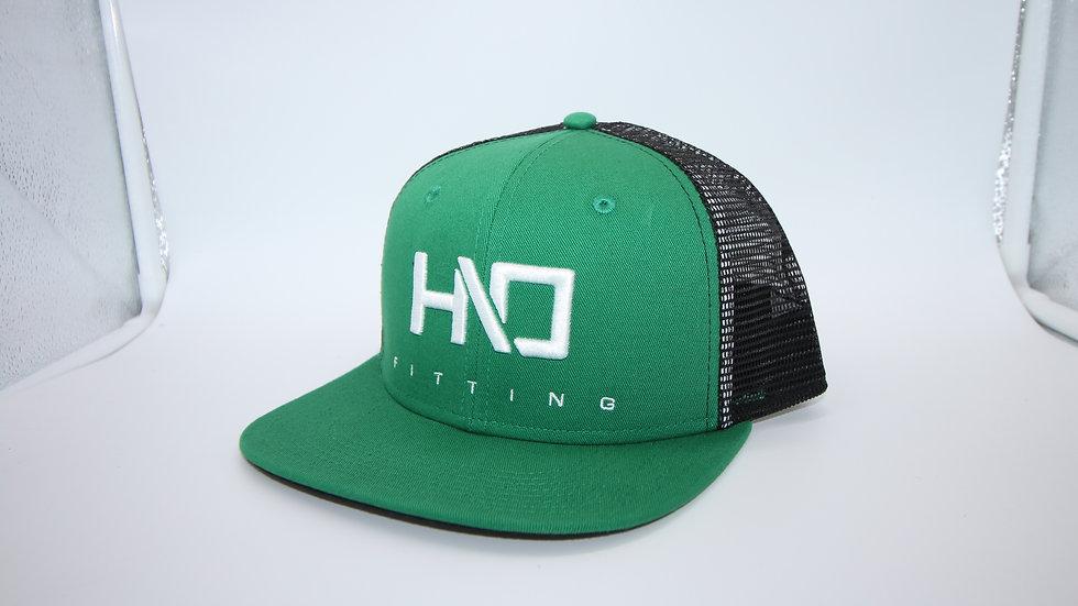 HIO Mesh Cap Green/Black
