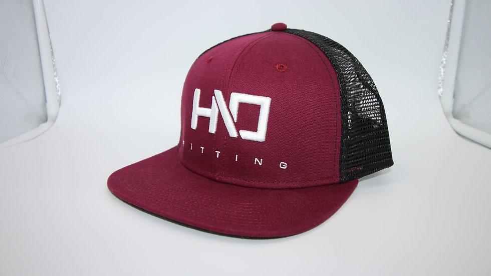 HIO Mesh Cap Red/Black