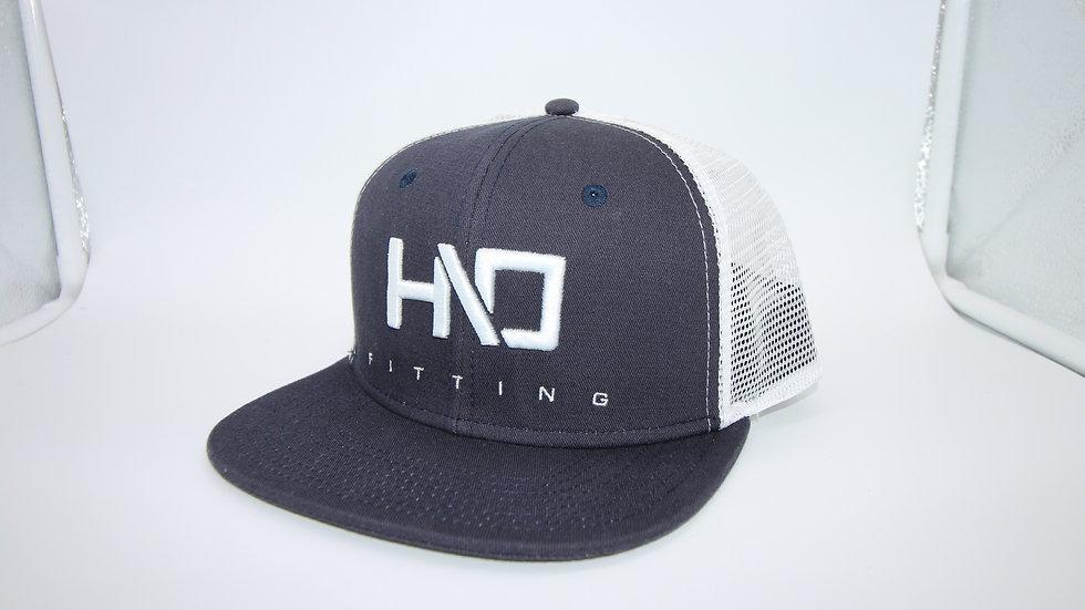 HIO Mesh Cap Blue/White