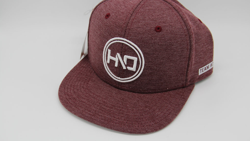 HIO Snap back Cap 2.0 Red