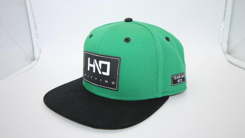 HIO Snap back Cap Green/Black