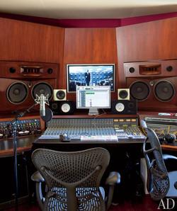 Trey Trust - Recording Studio