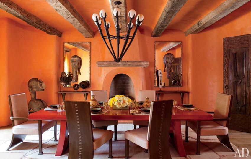 Trey Trust - Dining Room