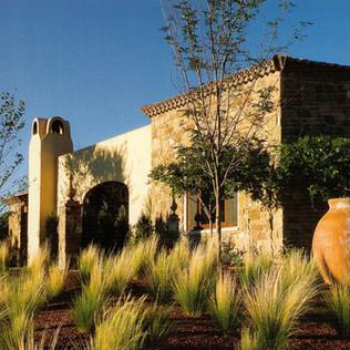 Bergeron Residence - Santa Fe, New Mexico