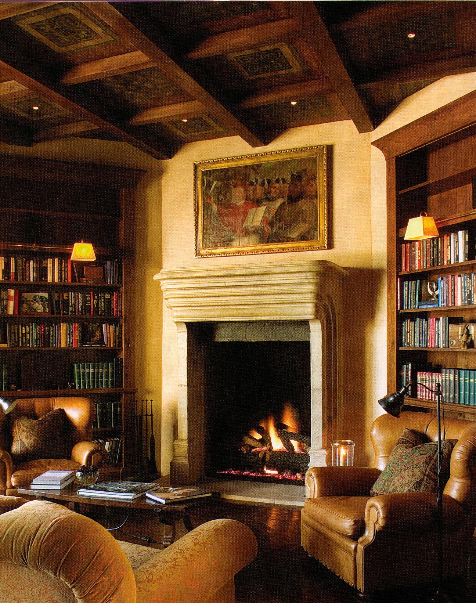 Tesuque Ridge - Library