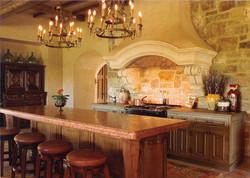 Tesuque Ridge - Kitchen