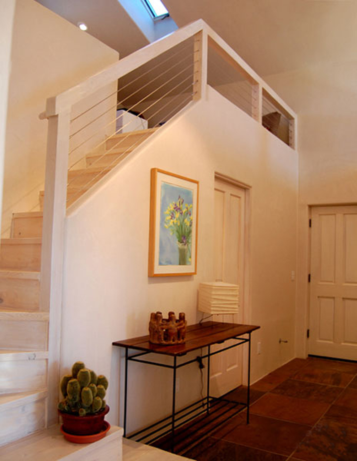 Luna Trust - Entry Hall