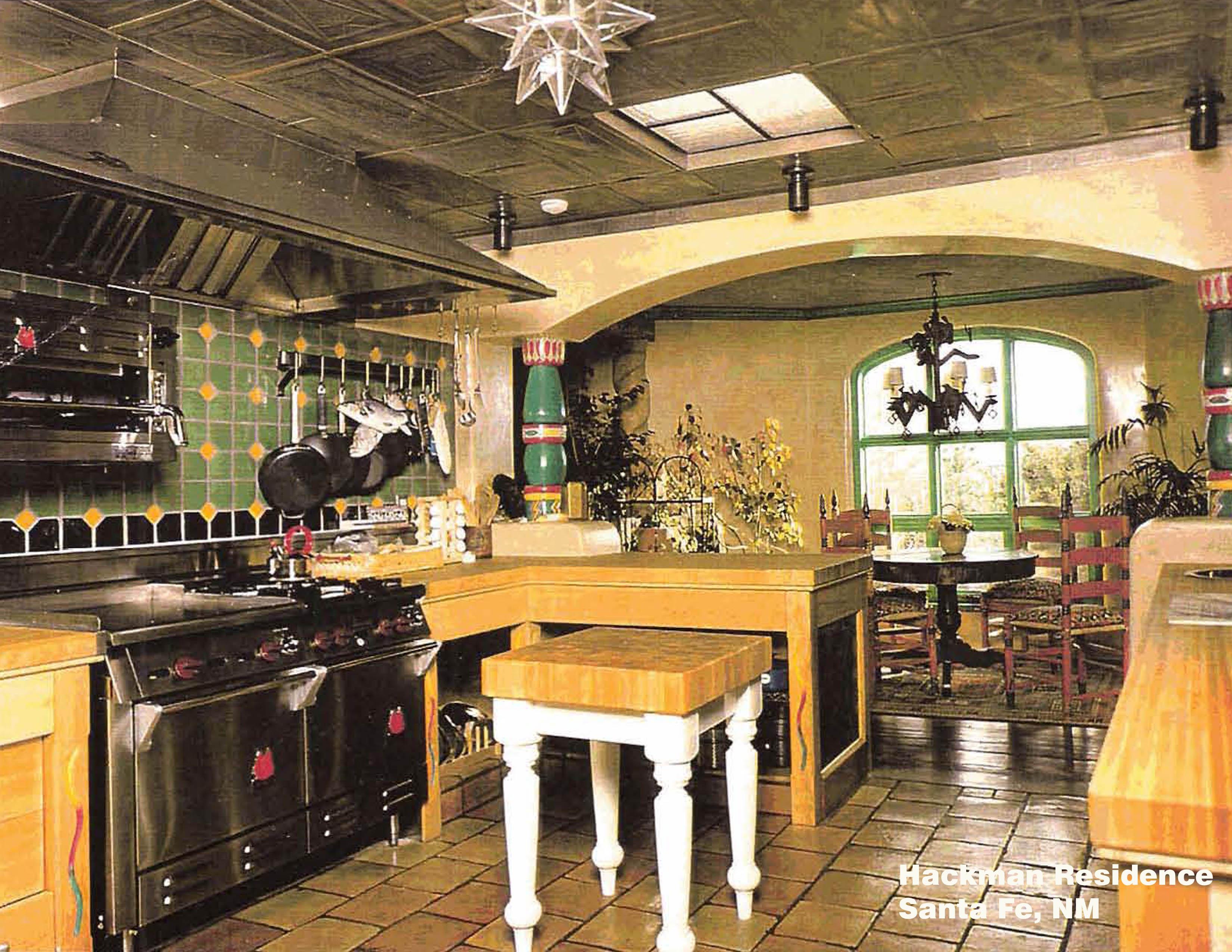 Hackman - Kitchen