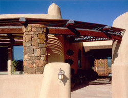 Gougis Residence - Entry Portal