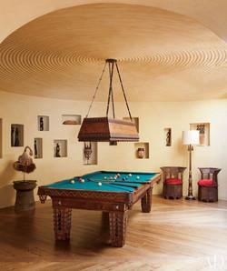 Trey Trust - Billiards Room