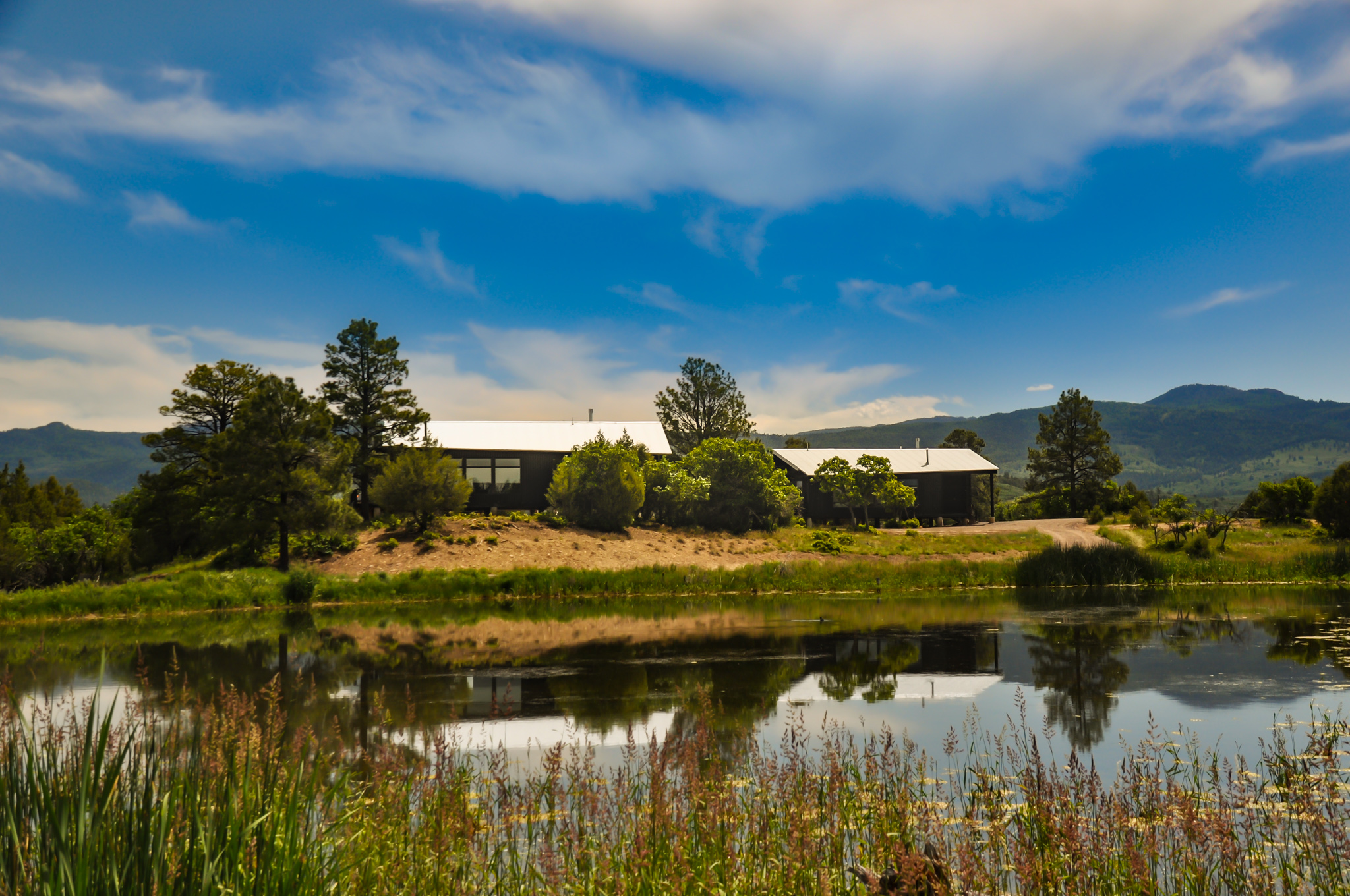 Lakefront Cabins - Chama, NM