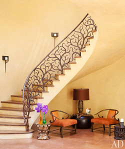 Trey Trust - Entry Stair