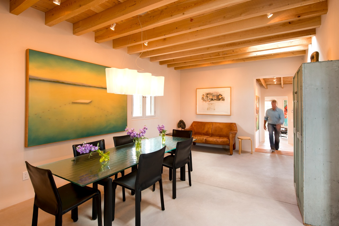 Steve Thomas remodel - Dining Room