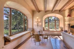 Tesuque Ridge - Living Room