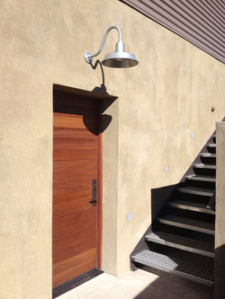 Chama Ranch - Exterior Stairs
