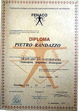 Dr. Pietro Randazzo - Studio -Naturheilkunde