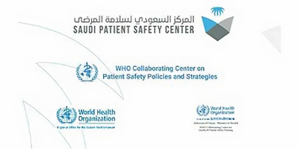 WHO-EMRO Webinar series on Patient Safety during COVID-19