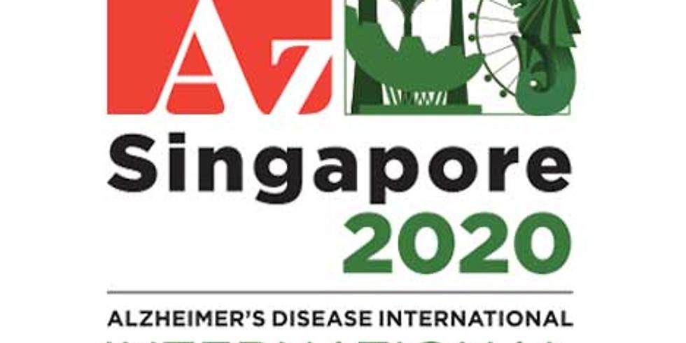 34th International Conference of Alzheimer's Disease International