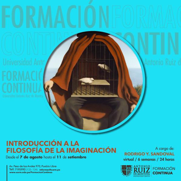 Curso Filosofía e imaginación UARM Rodrigo Y. Sandoval