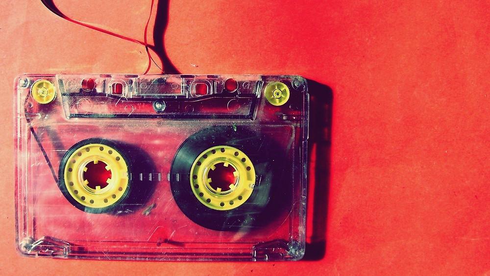 Casette, música, filosofía del sonido, álbum