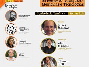 Memorias y tecnologías [conferencia]