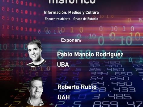 Información: el nuevo a priori histórico [Conferencia]