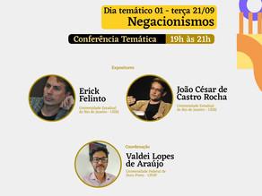 Conferencia en Brasil