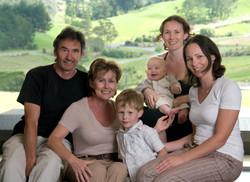 The Eade Family-1