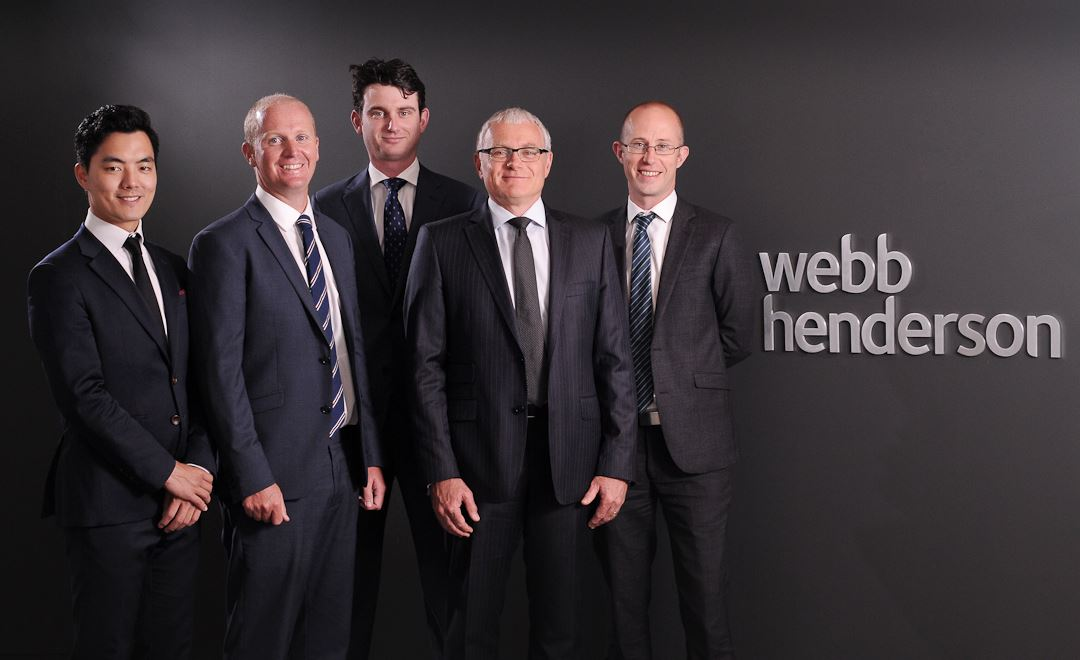 Webb Henderson Team