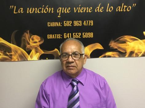 Pastor Fernando Guerrero