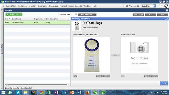 Proteam Bags (10 Quart)