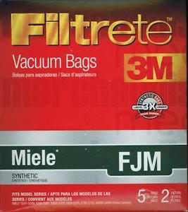 Miele Bags Style FJM (Non-Geinuine) (5 Pack)
