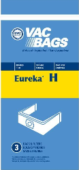 Eureka Bags Style H (3 Pack)