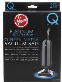Hoover Bags Style Q (2 Pack)