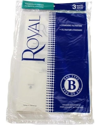 Royal Bags Style B (Envirocare) (3 Pack)