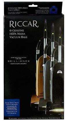 Riccar Bags Type N (New Brilliance) (6 Pack)
