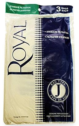Royal Bags Style J (Envirocare) (3 Pack)