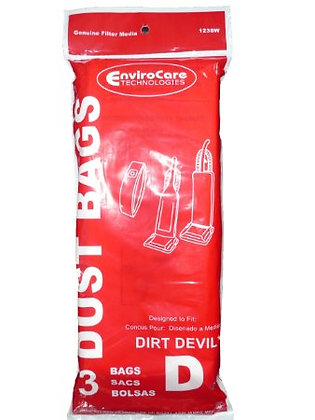Royal Bags Style D (Envirocare) (3 Pack)