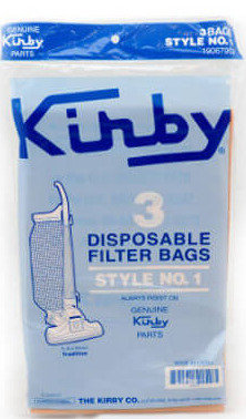 Kirby Bags Style 1 (3 Pack)