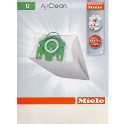 Miele Bags Style U (Genuine) (4 Pack)