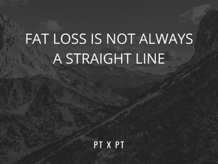 Fat Loss Is Not Always A Straight Line
