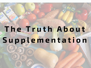 The Truth About Taking Supplements