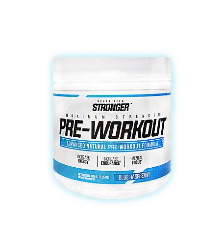 Natural Advanced Pre-Workout Formula