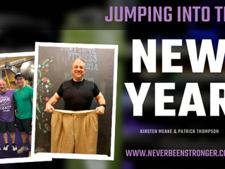 Jumping Into The New Year