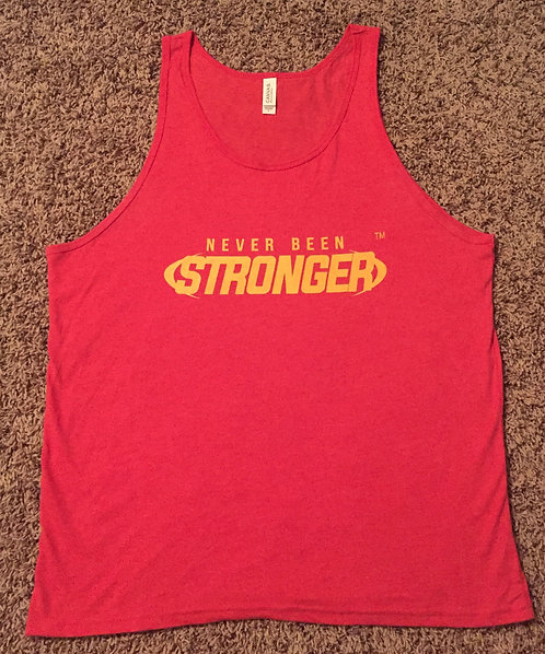 Men's Tank (Red/Yellow)