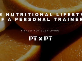 How to Eat Right: Learn From Your Personal Trainer