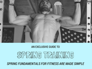 Spring Fundamentals for Fitness Are Made Simple