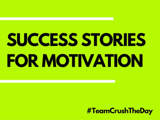 Testimonials and Success Stories for Your Dose of Motivation